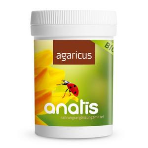 anatis Bio Agaricus Pilz (90 Kps.)