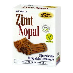 Espara Zimt-Nopal (60 Kps.)