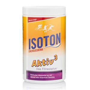 Aktiv3 Isoton-Energiedrink Blutorange (900g)