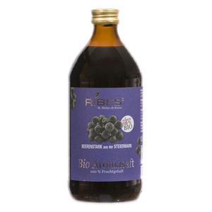 Ribes Bio Aroniasaft 100% Frucht (500ml)