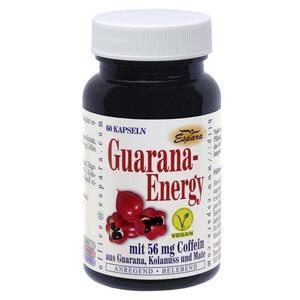 Espara Guarana-Energy (60 Kps.)