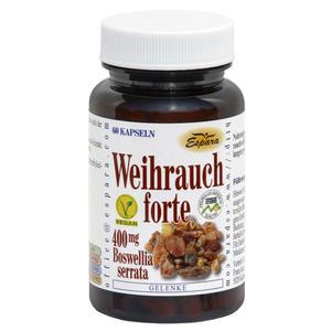 Espara Weihrauch forte (60 Kps.)