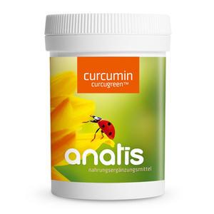 anatis Curcumin (90 Kps.)