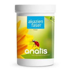 anatis Bio Akazienfaser Pulver (360g)
