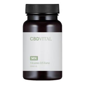 Vitamin D3 forte 2000 I.E. (60 Kps.)