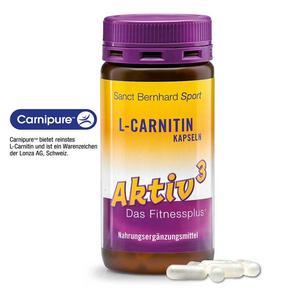 Aktiv3 L-Carnitin (180 Kps.)