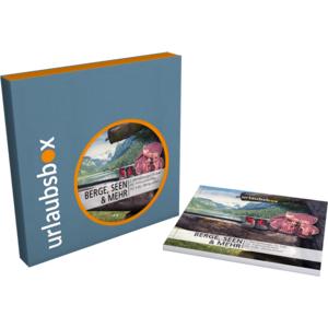Urlaubsbox - Berge, Seen & mehr