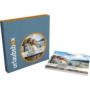 Urlaubsbox - Kleine Auszeit für Zwei