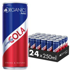 Red Bull Organics Simply Cola - 1 Tray