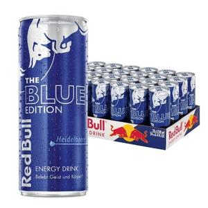 Red Bull Blue - 4 Trays