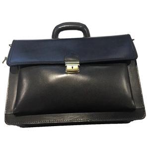 Herren Echt-Leder Business-Tasche für Notebook - Variante