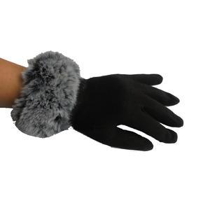 Damen Winter Handschuhe Touchscreen Handschuhe Erweiterte Eleganz Handschuhe Casual Handschuhe für Party Wandern Reisen