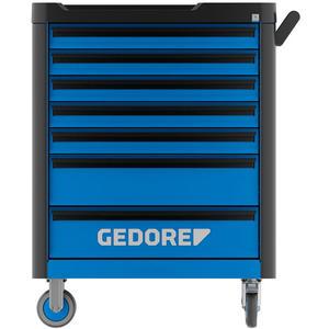 GEDORE Werkstattwagen workster highline 84kg, Code 3033708, Art.Nr.: WHL-L7
