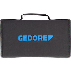 GEDORE Textiltasche leer für 1500 CT1-Module, Code 3100693, Art.Nr.: TC 1500 CT1 L