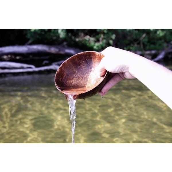 Mono Kokosnuss-Schale natur