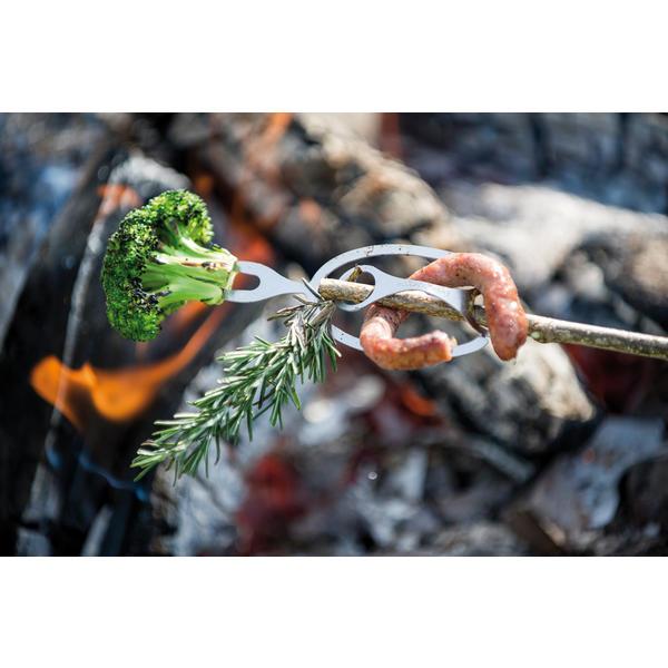 Doro Grillgabel Lagerfeuerspieß einzeln