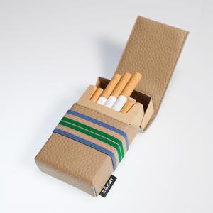 "Zigarettenetui FLAPCASE N°1 Chroma•Edition ""POLO"" handgemacht in Österreich"
