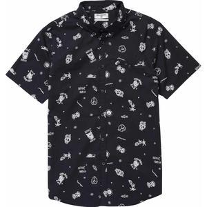 Billabong Sunday Mini Hemd - black/white