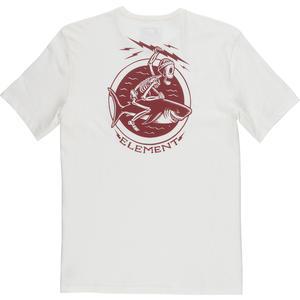 Element Rodeo T-Shirt - bone white