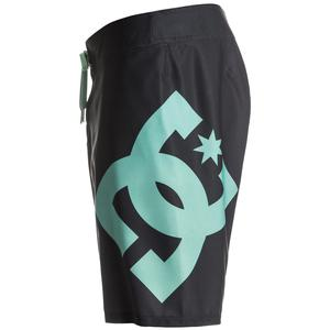 Dc Shoes Lanai 18 Boardshort - black malachite green