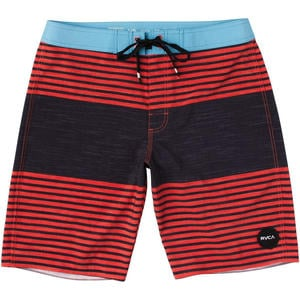 Rvca Sinister Trunk Boardshort - red clay