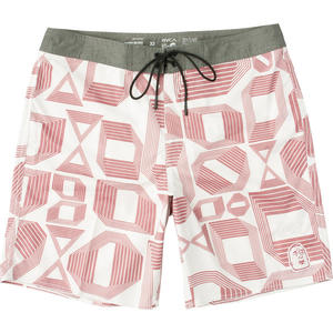 Rvca Barry III Trunk Boardshort - multi