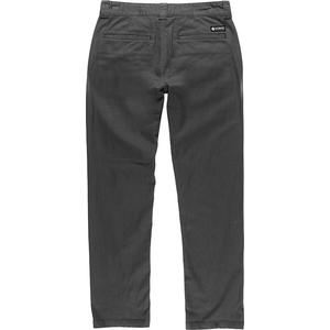 Element Howland Classic Chino - charcoal heather