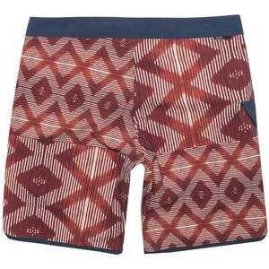 Vissla Sumbawa 20 Boardshort - red bolt