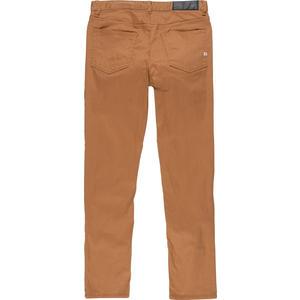 Element E02 Color Jeans - bronco brown