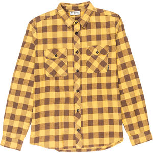 Billabong All Day Flannel - bright gold