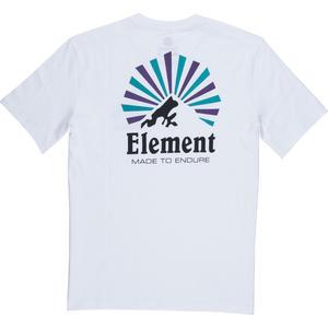 Element Rising T-Shirt - optic white