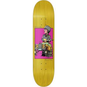 Skatemafia Jimmy Cao Legends II Deck - 8.0