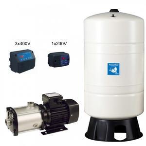 Hauswasserwerk mit Druckschalter Puura-Coelbo