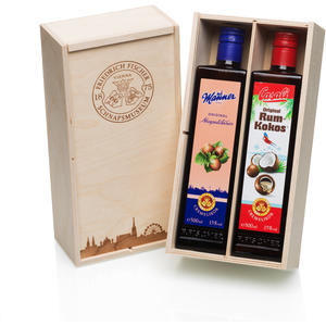 Cremelikörset Manner Likör und Rum-Kokos Likör
