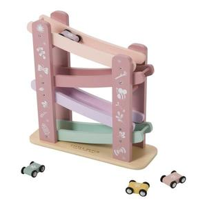 Little Dutch Holz Autobahn Pink