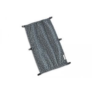 Croozer Sonnenschutz für Croozer Kid Vaaya 1 Graphite blue/white