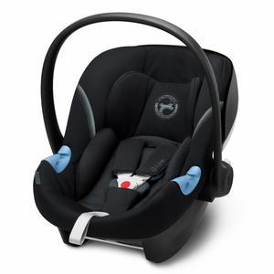 Cybex Aton M I-Size Babyschale - 2021 Deep Black