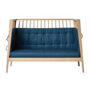 Leander Sofa-Set für Linea und Luna Babybett aus Bio-Baumwolle, 120 cm Dark Blue