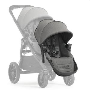Baby Jogger City Select LUX Zweitsitz mit Adapter Ash