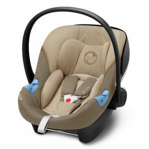 Cybex Aton M I-Size Babyschale - 2021 Classic Beige