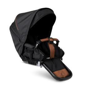 Emmaljunga NXT Sitz FLAT - 2021 Outdoor Black