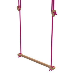 Lillagunga Bone Oak Fuchsia L 2.8 - 3.8 m
