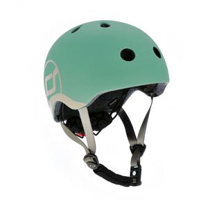 Scoot & Ride Kinderhelm XXS - S Forest
