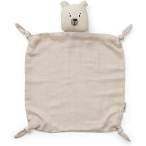 Liewood Agnete Schmusetuch Polar bear sandy