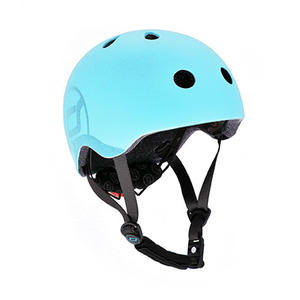 Scoot & Ride Kinderhelm S - M Blueberry