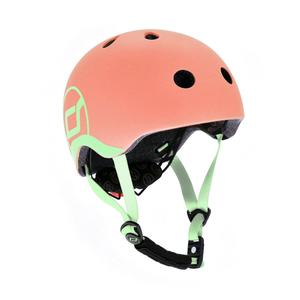 Scoot & Ride Kinderhelm XXS - S Peach