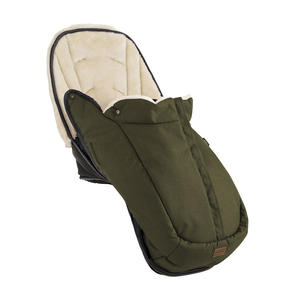 Emmaljunga NXT Winter Seat Liner (für Sportsitz Ergo) Kollektion 2021 Outdoor Olive