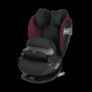 Cybex Pallas S-Fix Kindersitz -2021 Scuderia Ferrari Victory Black