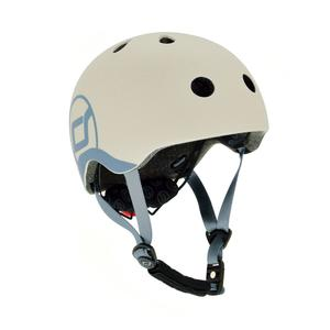 Scoot & Ride Kinderhelm XXS - S Ash