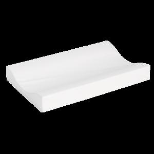 bébé-jou Wickelauflage 72x44 cm Weiß